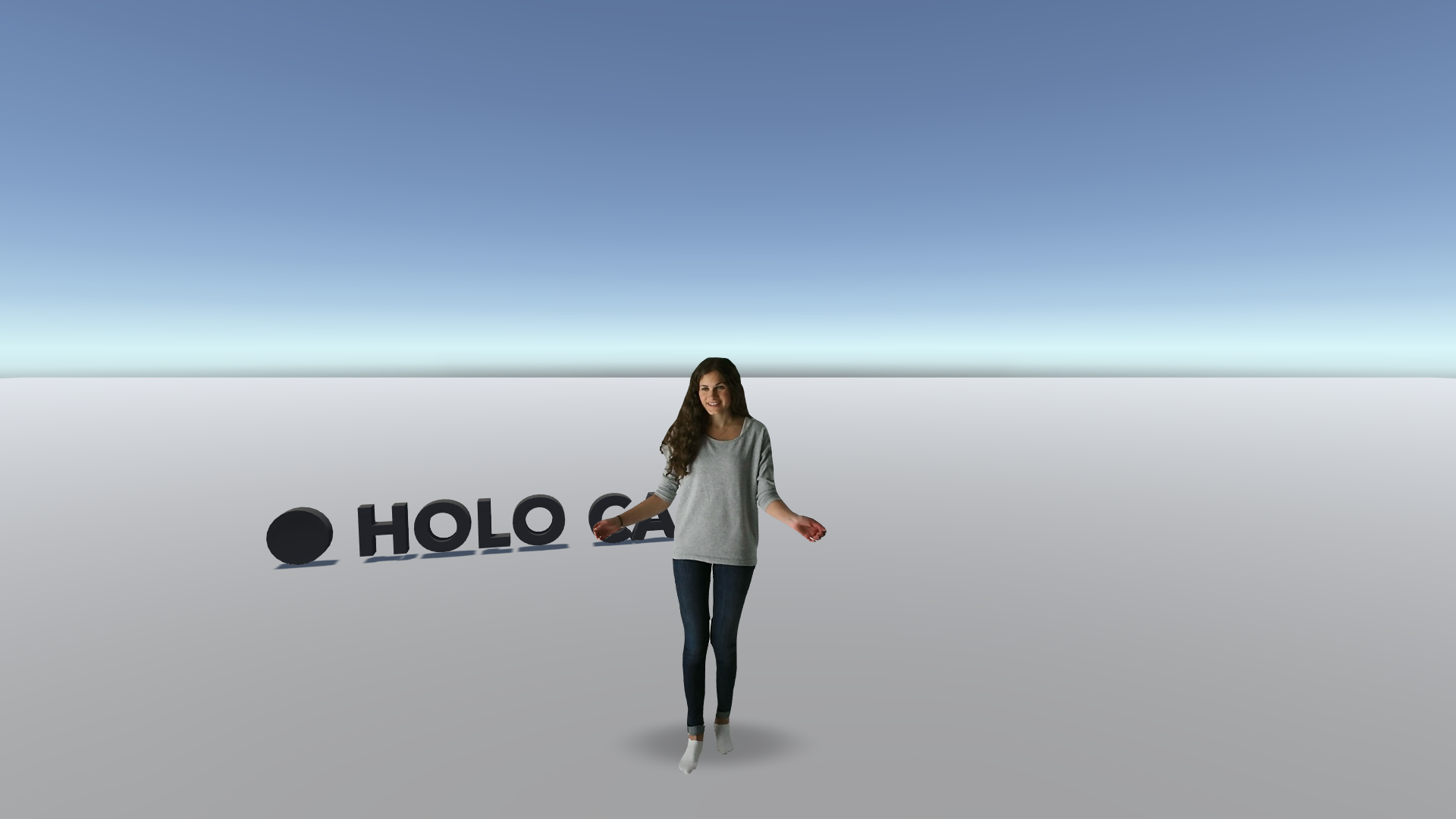 HoloCap Volumetric Video capture technology for holograms in Virtual Reality
