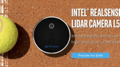 Photo of Intel released most affordable Lidar sensor ever